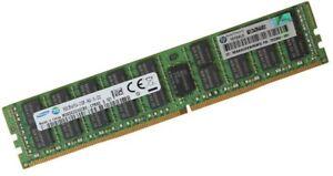 HP 16GB 752369-081 774172-001 726719-B21 KTH-PL421/16G DDR4 ECC RAM PC4-2133P-R