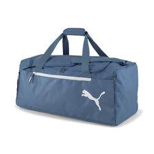 Puma Fundamentals Sports Bag M Sporttasche Fitness 075527 Blau