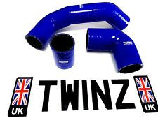 LAND ROVER FREELANDER TD4 INTERCOOLER SILICONE HOSE KIT BLUE RED BLACK