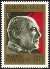 Russia 1973 Pablo Picasso/Art/Artists/People/Painters/Paintings 1v (n44635)