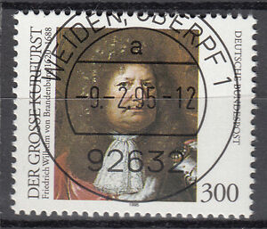 BRD 1995 Mi. Nr. 1781 gestempelt WEIDEN OBERPF 1 , mit Gummi TOP! (17443)