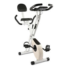 Foldable Exercise Bike Indoor Adjustable Magnetic Resistance Cycling Stationary