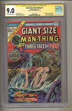 Giant-Size Man-Thing #5 (CGC Signature Series 9.0) OW/W Pages; Frank Brunner 178