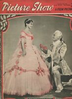 Picture Show & Film Pictorial  December 10, 1955 Leslie Caron Michael Wilding