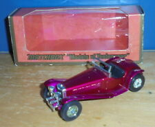 Matchbox Yesteryear Y3 Riley MPH Two Tone with Black Seats