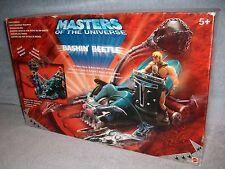 HE-MAN Bashin' Beetle 2002 MOTU Masters Universe MIB