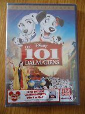 // NEUF DVD ** LES 101 DALMATIENS ** losange N°19 WALT DISNEY