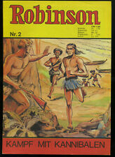 Robinson --GB -- Arotal Verlag -- Nr. 2 -- Kampf mit Kannibalen --