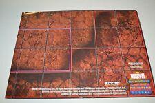 Marvel Heroclix The Infinity Gauntlet Tamarata & The Garden Maps
