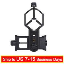 Cellphone Telescope Adapter Mount For Binocular Monocular Spotting Microscope