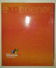Microsoft Windows XP Professional Upgrade Software Version 2002 w/Service Pack 2