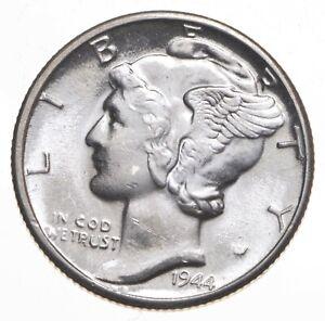CH Unc 1944-D Mercury Liberty Dime - 90% Silver - From an Original Roll! *216