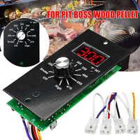 Digital Thermostat Controller Board For Many TRAEGER Pellet BBQ Grills 120V