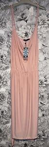 Dress Size 16 - BNWTS - Boohoo Slinky Party Dress
