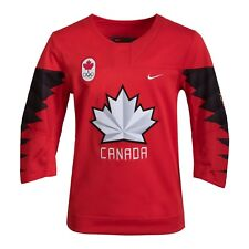 2018 Team Canada Hockey Olympic Red Replica Jersey - Infant 24 Months