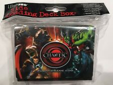 Chaotic TCG  Deck Box New Factory Sealed