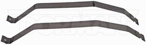 1894-1990  FORD BRONCO II 2 TWO GAS FUEL TANK HOLD DOWN STRAPS SET NEW 578-028