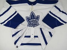 KOHO Team Issued Toronto Maple Leafs NHL Pro Stock Hockey Game Jersey Goalie Cut