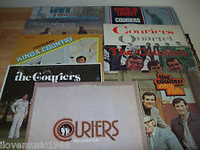 """TEN The Couriers 12"""" LPs EXCELLENT CONDITION Kinda Country/God Spoke/Answers You"""