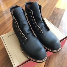 Red Wing 3345 Blacksmith Size US8.5D Teacore