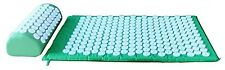 Diastar Complete Acupressure Mat And Pillow Neck Back Massage Comfort Set With