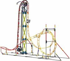 KNEX Thrill Rides Electric Inferno Roller Coaster Building Ages 9+ New Toy Gift