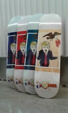 """S**T TRUMP"" Texalona Skateboard Deck (Sizes 8.0, 8.25 & 8.5) Limited Release!"