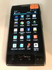 Motorola Moto XT912  - Black - Used Phone Read Details And See The Pictures