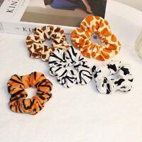 Hair Rope Women Velvet Scrunchie Rubber Band Elastic Hair Band Hair Accessories/