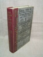 1954 Coshocton Ohio Calkin-Kelly City Directory Phone Telephone Reference Book