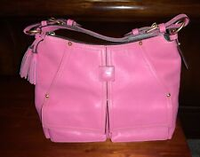 Dooney and Bourke Florentine Kingston Hobo - Baby Pink