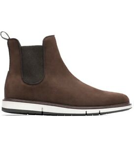 Swims Motion Chelsea Boot Brown/Olive WATERPROOF WINTER BOOT New NIB