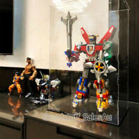 Display case for Lego Ideas Voltron 21311 display case (Sydney Stock)