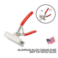 Aluminum Alloy Canvas Stretching Plier Stretcher Wide Jaw Tool Professional