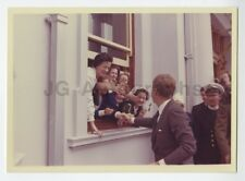 John F. Kennedy 1963 Trip to Ireland Cecil Stoughton Original Vintage 5x7 Photo
