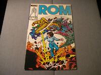 Rom #73 (Marvel, 1985)