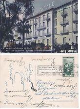 #BORDIGHERA: ALBERGO CONTINENTALE- AZIENDA TRANVARIA MILANESE