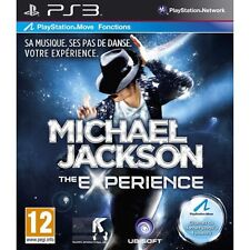 Jeux Michael Jackson The Experience PS3 Playstation 3 Sony NEUF sous blister