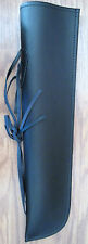Upright Bass Bow Quiver - Quality Leather - Gary Ritter Strings - USA