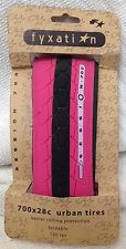 NOS Fyxation Session 700x28c Urban Tires Pink