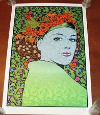 Chuck Sperry Art Print Sphinx 2018 Signed S/# 150 Widespread Panic Poster Artist