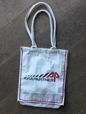 very rare aviapartner  bag - airline  -  as new