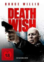 """Death Wish (2017)[DVD/FSK 18/NEU/OVP] Remake von """"Ein Mann sieht rot""""/Bruce Will"""
