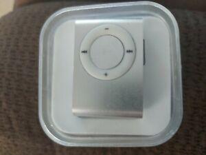 Mp3 Player Multimedia Bundled USB Flash Disk Head Phones Silver Gray Brand New