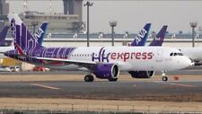JC WINGS LH2112 1/200 HK EXPRESS AIRBUS A320 NEO B-LCO WITH STAND