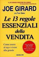 Joe Girard - LE 13 REGOLE ESSENZIALI DELLA VENDITA