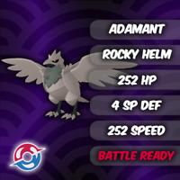 6IV Battle ready *SHINY* Corviknight - Pokemon Sword & Shield NOT Mew/Ditto