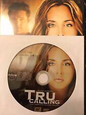 Tru Calling - Season 2, Disc 1 REPLACEMENT DISC (Not Full Season)