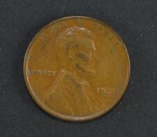 1931 D Lincoln Wheat Penny  C6058