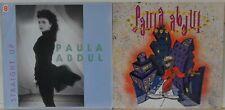 Paula Abdul Vinyl Bundle Sammlung 2x Maxi-Singles: Straight Up / Opposites ...